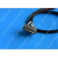 SFF 8643 to U.2 SFF 8639 Cable with 15 Pin SATA Power Connector for Workstations Servers