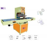 Wholesale PU Medical Bag Automatic Welding Machine Slide Table Style Pneumatic Drive Mode from china suppliers