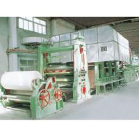 Wholesale Double-Dryer Can and Double-Cylinder Mould Corrugating Paper Machine from china suppliers
