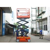 Wholesale Aerial Maintenance Scissor Lift Extension Platform Self Propelled Lift Table from china suppliers