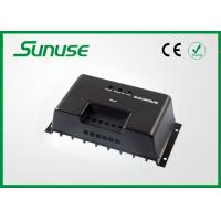 Wholesale High efficiency 10a MPPT Solar Panel Charge Controller Regulator 12V / 24V auto switch from china suppliers