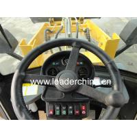 Wholesale wheel loader 1t capacity from china suppliers