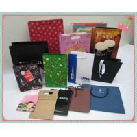 Wholesale Customized Paper bag manufactory, kraft paper bag, paper shopping bag, packing paper bag from china suppliers