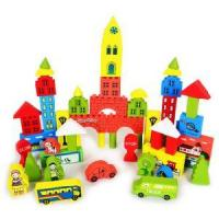 Wholesale Wooden Block Sets, Wooden Educational Toys from china suppliers