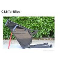 Wholesale Single Speed Aluminum Mountain Bike Frame For 1000w - 5000w Electric Bike from china suppliers