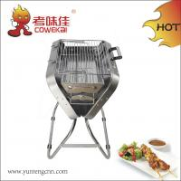 China Stainless steel bbq grill for restaurant on sale