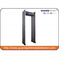 Wholesale 16 Zones Multi Zone Metal Detector Scanner / Full Body Metal Detectors from china suppliers