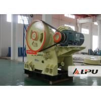 Wholesale High Capacity Primary Mine Crushing Equipment Jaw Crusher For Ores / Rocks from china suppliers