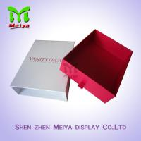 Wholesale Innovative Customized Drawer Type Gift Packaging Boxes With Ribbon Handle from china suppliers