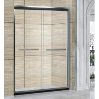 Buy cheap shower enclosure shower glass,shower door B-3808 from wholesalers