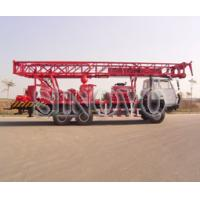 Wholesale Highly Efficient Water Well Drilling Rig SIN600 105mm - 305mm from china suppliers