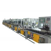 Wholesale High Effiecency Rotor Winding Machine Rotor Manufacturing Assembly Line from china suppliers