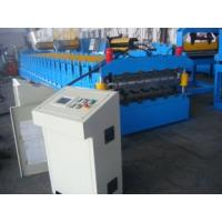 Wholesale Customize Double Layer Roll Forming Machine with 10 - 12Mpa Hydraulic Pressure from china suppliers