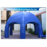 Wholesale 6 Legs Spider Air Inflatable Tent Igloo Outdoors Pop Up Tent for Summer Camp Activities from china suppliers
