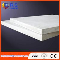 Wholesale Refractory Ceramic fiber board for industrial kiln / furnace With White Color from china suppliers