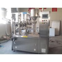Wholesale Siemens Touch Screen Control Tube Filling Sealing Machine For Alu Tube from china suppliers