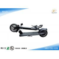 Wholesale RoHS Foldable Electric Scooter Bicycle , Motorized Power Scooter from china suppliers