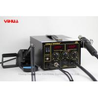 Wholesale Hot Air Repair Rework Station With Digital SMD Soldering Iron Tip from china suppliers