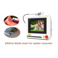 Wholesale 940nm Laser Vascular Removal Spider Vein Removal medical Equipment from china suppliers