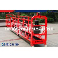 Wholesale Adjustable Rope suspended platform for construction suspended scaffolding safety from china suppliers