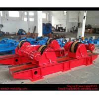 Wholesale Cylinder Seam Welding Turning Roll Pipe Welding Equipment Rotator Machine 80000kg from china suppliers