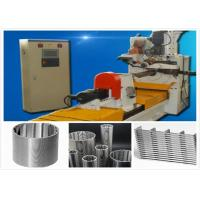 Wholesale CNC High Effiency Max Od 200 Wedge Wire Screen Welding Machine +/-0.03mm Tolerance from china suppliers