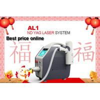 Wholesale Q Switched ND 532 1064 YAG Laser Color Tatoo Removal Skin Care Beauty Equipment from china suppliers