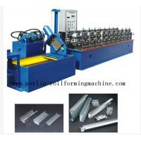 20 Forming Stations In Automatic C - Z Changeable Purlin Roll Former 10Mpa - 12Mpa