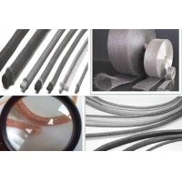 Buy cheap EMI shielding knitted wire mesh from wholesalers