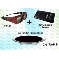 Wholesale IR 3D Emitter and IR 3D Glasses for 3D Cybercafé  from china suppliers