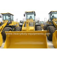 Wholesale SDLG wheel loader LG953 five tons loading capacity with rock bucket 2.4m3 from china suppliers