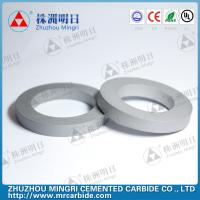 Wholesale Precision tungsten carbide roller Ring grade ML60 for semifinishing rollers from china suppliers