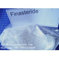 Wholesale Finasteride Male Steroid Hormone Finasteride For Treat Prostate Disease  98319-26-7 from china suppliers