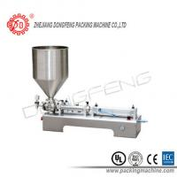 Wholesale Liquid Filler / Water Bottle Filling Machine For Shampoo / Perfume Packing, paste filler from china suppliers