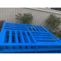 Wholesale Removable and Adjustable Metal Steel Pallets for Shelf Storage and Cargo Transport from china suppliers