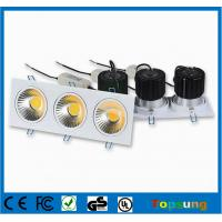 Wholesale 3X20w new high quality cob led downlight IP65 AC220v led downlight from china suppliers