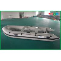 Wholesale 2m Pvc Fabric Rib Zodiac Mini Inflatable Fishing Boat with Electric Motor from china suppliers