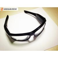 Wholesale Hidden Camera Sunglasses / Mini Wifi DVR Video Cam Glasses With MOB APP 140 Degree from china suppliers