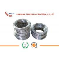 Wholesale Nicr Alloy NiCr70 / 30 High Resistance Wire , Resistance Heater Wire from china suppliers