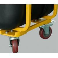 Quality Black 500Litre Rotational Molded Heavy Duty Tilt Trucks for sale