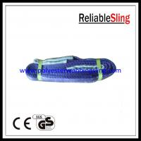 Wholesale High Safety eye to eye Flat Webbing Sling for construction , boat lift from china suppliers