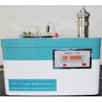 Wholesale GDY-1A Laboratory Calorimeter for Heat Value of Fuel,Gasoline,Coal from china suppliers