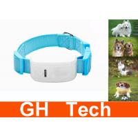 Wholesale GPRS GSM Dog GPS Tracker Quad Band 850MHz / 900MHz / 1800MHz / 1900MHz from china suppliers