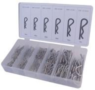 Wholesale Customized 110 PC Hitch Pin Assortment Kits / Boxes / W-8017 from china suppliers