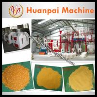 Quality Maize Or Corn Flour Mill Plant With Price for sale