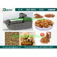 Wholesale 150-200kg/hr Dog food production line / dry pet food processing equipment from china suppliers