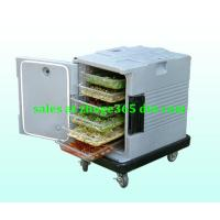 Wholesale Premium Grey 90Litre Front Loading Insulated Food Pan Container | Food Carrier from china suppliers
