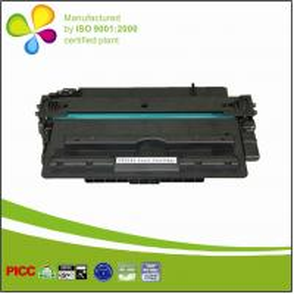 Quality Compatible HP Black Toner Cartridge CF214A for HP LaserJet Pro 700 712 715 725 for sale