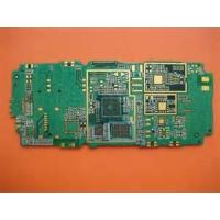 Wholesale FR4 10 Layers Prototype Cell Phone PCB Board Gold Plating , ENIG / 1.2mm Thickness from china suppliers