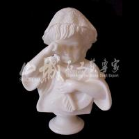 Wholesale Natural stone/Marble Bust Carving/Head Statue from china suppliers